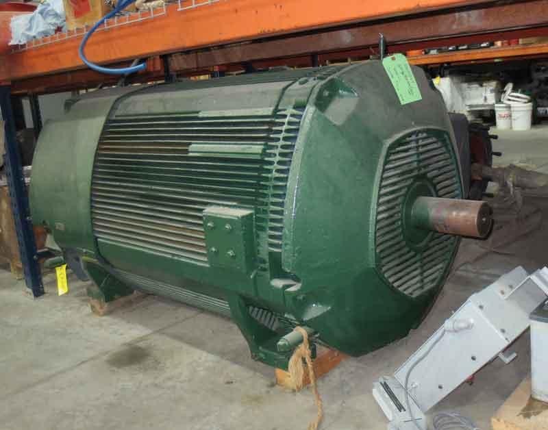 Item Fp108 Motor 600 Hp Place Holder
